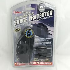 CyberPower Notebook Surge Protector 500 Joules Cyber Power