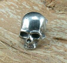 Totenkopf Skull Ohrstecker, Ohrring, Gothic, Gotik, Biker, Heavy, nickelfrei