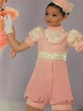 Dance Costume Ballet  Skate  Tap Pageant Baby Doll surprise