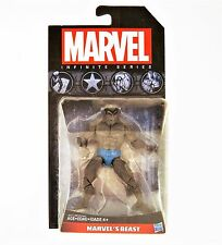 Hasbro Marvel Infinite Series Marvel's Beast ( Gray) Figure