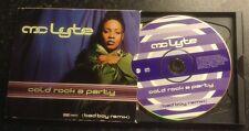 MC LYTE & MISSY ELLIOTT - Cold Rock A Party BAD BOY REMIX - US CD