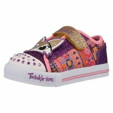 Skechers Slip - on Medium Width Synthetic Shoes for Girls