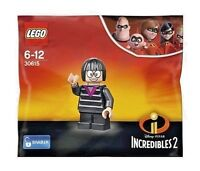 LEGO Edna Mode Minifigure 30615 Polybag - NEW & Sealed RARE Incredibles 2