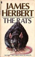 Complete Set Series Lot of 3 Rats books James Herbert Ghost Lair Domain Horror