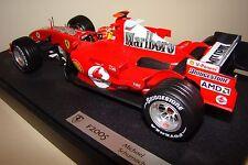 Michael Schumacher Ferrari 2005 F1 VOITURE-Hotwheels échelle 1:18