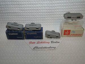 Voigtländer Rangefinder 3x & Wata Entfernungsmesser, normal condition