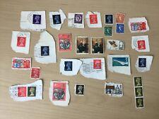 Used Postage Stamps UK Pre-Decimal Christmas Concordes x 29