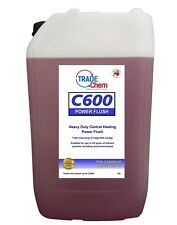 C600 Concentrated Power Flush 25L Container - Boiler Central Heating System