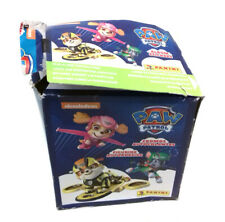 Official PAW PATROL COLLECTOR STICKERS Unopened Packs x 50 + box