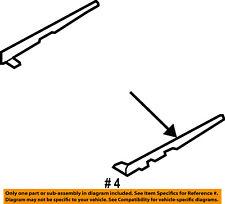 CHRYSLER OEM Sunroof-Guide Left 5139815AA