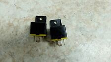 02 Harley Davidson FLHTCI Electra Glide Classic electrical relays relay set