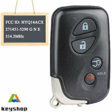 Smart Remote Key For Lexus Rx350 Rx450h 2010 2015 Fob 4b Hyq14acx 271451 5290 Fits 2013 Lexus Rx350