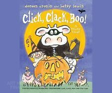 Click, Clack, Boo!: A Tricky Treat (CD)