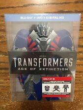 Blu Ray Transformers Age Of Extinction Target Exclusive