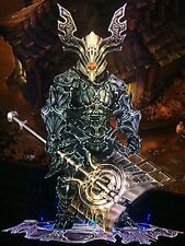 DIABLO 3 PRIMAL ANCIENT IMMORTAL KINGS CALL BARBARIAN SET PATCH 2.6.1 PS4 SC