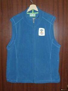 VANCOUVER OLYMPIC GAMES 2010 Volunteer OFFICIAL Jacket Jersey Vest size M CANADA