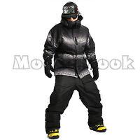 Mens SOUTHPLAY Winter Premium Twotone Military Ski-Snowboard Jacket Or Pants