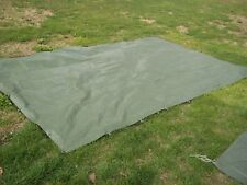 MILITARY TRUCK BED COVER 9.5 X 12.5 FOOT M1090 M1094 DUMP MTV 19207-12415785