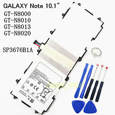 "New Battery For Samsung Galaxy Note 10.1"" GT-N8000 GT-N8010 GT-N8013 GT-N8020"