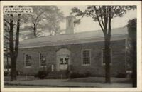 Washington NJ Post Office Postcard
