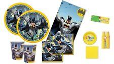 kit n.7 batman gotham city + monocolore giallo robin batmobile batcaverna eroe
