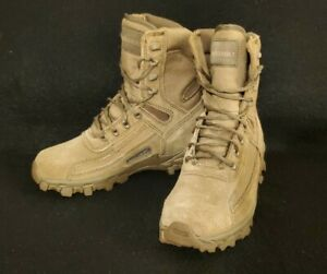 Durable Suede Leather McRae Terassault Combat Coyote Tactical Military Boots