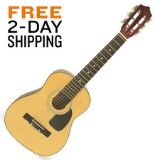 Beginner Small Body Acoustic Guitar Half Size Learn First Instrument Young Child