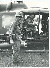 Original Vietnam War Press Photo № 039, lot of Vietnam War Press pictures