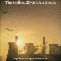 """THE HOLLIES """"20 GOLDEN GREATS"""" CD 20 TRACKS NEU"""