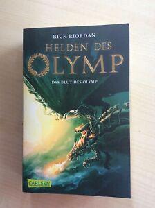Helden des Olymp - Das Blut des Olymp, Rick Riordan, Band 5, Taschenbuch