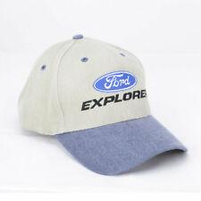 Ford Explorer Logo SUV USA US Muscle Car Basecap Casquette Trucker Baseball Cap NEUF