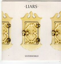 (FG656) Liara, Sisterworld - 2010 DJ CD