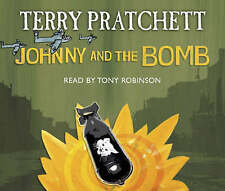 Johnny and the Bomb by Terry Pratchett (CD-Audio, 2007) AUDIOBOOK
