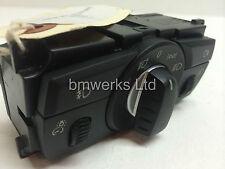 Bmw e60/61 5 Series Faro Panel interruptor, Auto Luces, 6988555