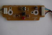Samsung LE37R87BD receptor a distancia por infrarrojos PCB BN41-00868A REV:V0.1 & conduce