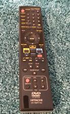 Hitachi Dv-Rmpf73U Dvd/Vcr/Tv Combo Remote Control Free Shipping