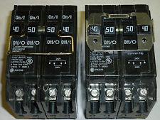Cutler Hammer BQ240250 (Type BRD & A) Circuit Breakers New (Box of 6)