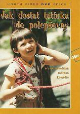 Jak dostat tatínka do polepšovny (tatinka polepsovny 1978) Czech family film dvd
