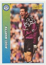 N°208 NIGEL MARTYN LEEDS UNITED STICKER MERLIN PREMIER LEAGUE 1997