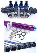 fit Nissan 180sx 240sx s13 SR20 SR20DET 1000cc bosch Turbo Fuel Injectors