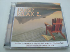 CD-Album: Pánsíp relax 2 -  Easy Listening, Instrumental -neuwertig