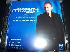 Teddy Tahu Rhodes Mozart Arias CD – Like New