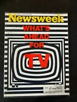 VTG Newsweek Magazine May 31 1971 - What's Ahead For TV