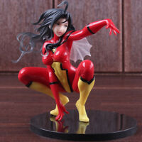 New Marvel Kotobukiya Bishoujo Spider-Woman Statue PVC Figure Collectible Model
