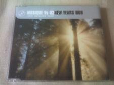 MUSIQUE VS U2 - NEW YEARS DUB - 3 TRACK DANCE CD SINGLE