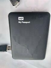 "WD Western Digital External Portable Hard Drive 250GB USB 3.0 2.5"""