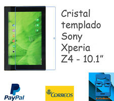 "Cristal templado tabler Sony Xperia Z4 - 10.1"" tempered glass"