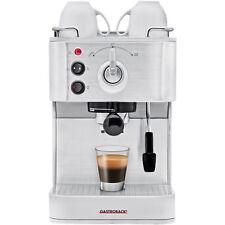 GASTROBACK 42606 Design Espresso Plus Espressomaschine Edelstahl/Silber