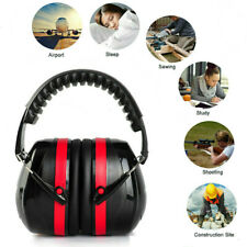 Snr 34dB Noise Reduction Safety Ear Muffs Hearing Protection Soft Foam Shooting