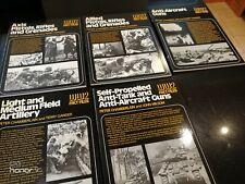 Peter Chamberlain/Terry Gander - World War 2 Fact Files (11 titles/slipcase/RARE